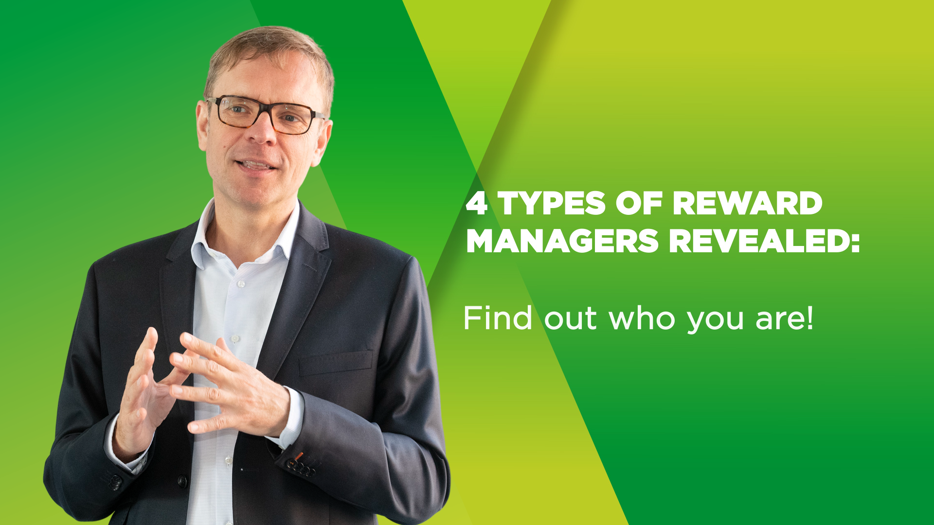 video - 4 types of reward managers